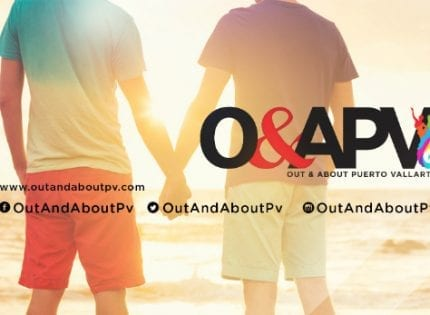 'Out & About' launches a new LGBT magazine in Puerto Vallarta