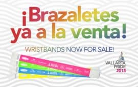 Pride tickets now on sale at Vallarta Pride's online store