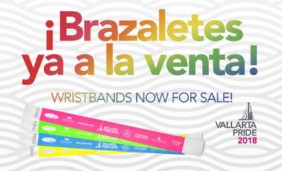 Pride tickets now on sale at Vallarta Pride's online store