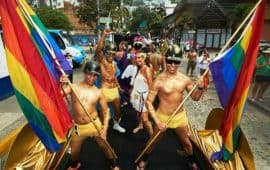 Vallarta Pride brings in the 'camp' to celebrate Puerto Vallarta Centennial