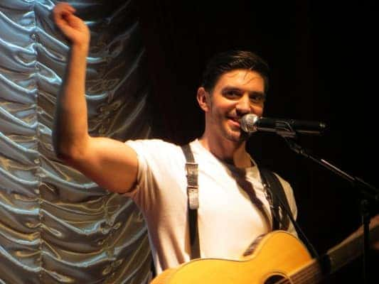 """Steve Grand brings new music, an """"All-American"""" intimate set, back to Act II"""