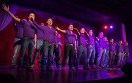 "At Pride Week, the PV Gay Men's Chorus Presents ""Show Me Broadway"""