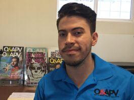 Alejandro Chavez Toledo has been named editor and general manager for Out & About Puerto Vallarta (O&APV).