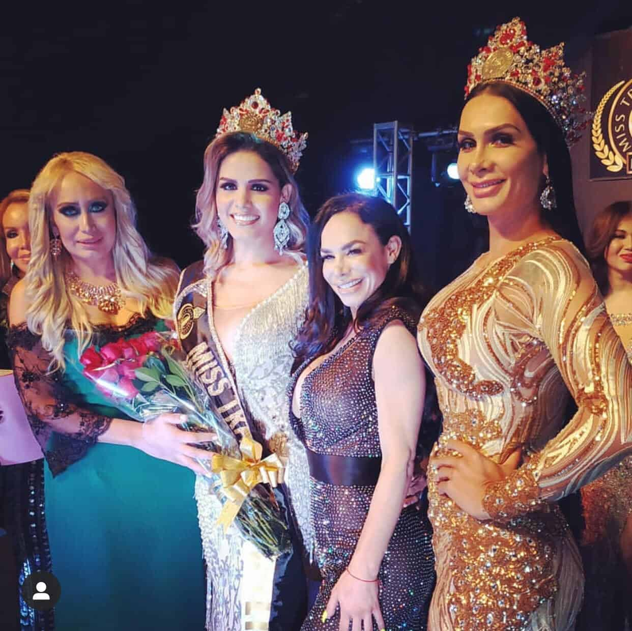 Mexican shemale pics Miss Trans Beauty Mexico 2019 Is Crowned