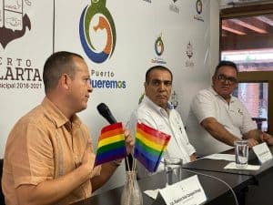 Press Conference in Puerto Vallarta