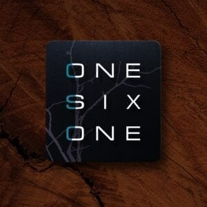 one six one logo